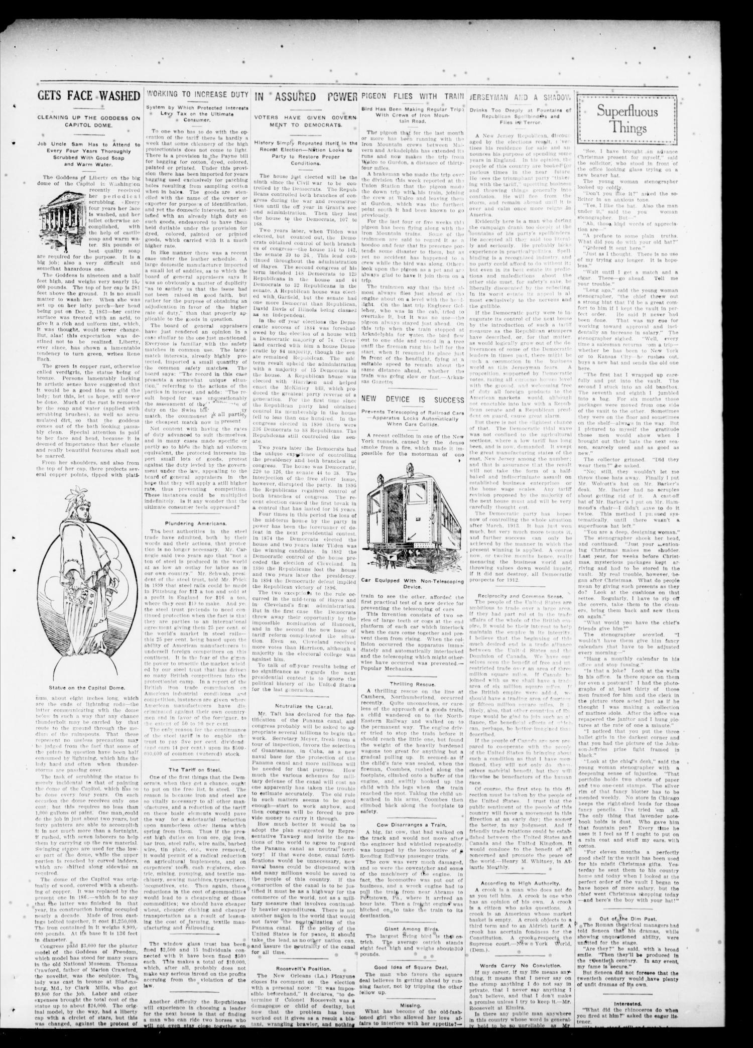 The Oklahoma Farmer and Laborer (Guthrie, Okla.), Vol. 2, No. 37, Ed. 1 Friday, December 23, 1910                                                                                                      [Sequence #]: 3 of 4