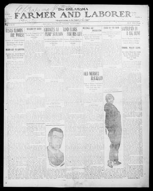 Primary view of object titled 'The Oklahoma Farmer and Laborer (Sapulpa, Okla.), Vol. 1, No. 16, Ed. 1 Friday, December 5, 1913'.