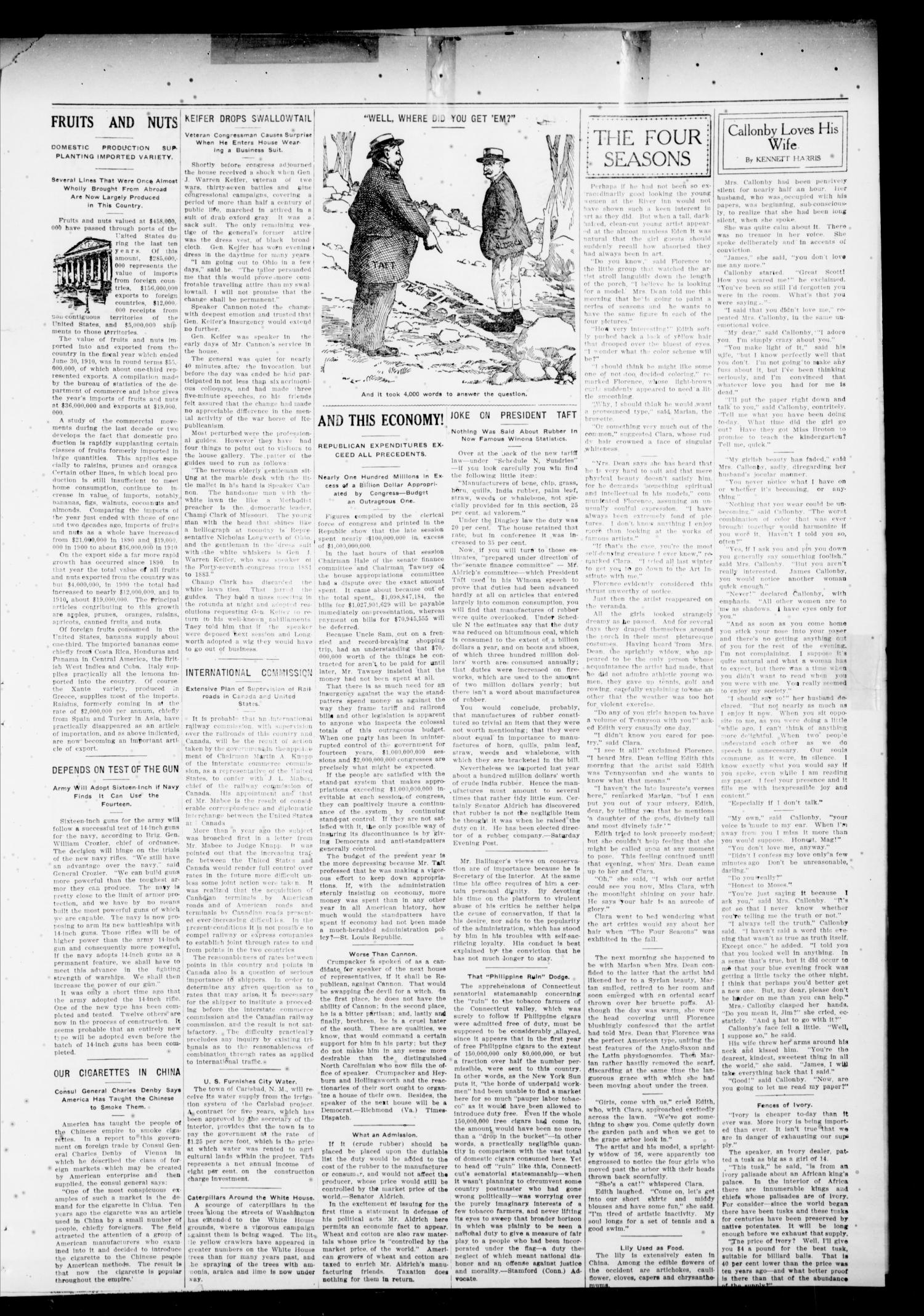 The Oklahoma Farmer and Laborer (Guthrie, Okla.), Vol. 2, No. 21, Ed. 1 Friday, September 2, 1910                                                                                                      [Sequence #]: 3 of 4