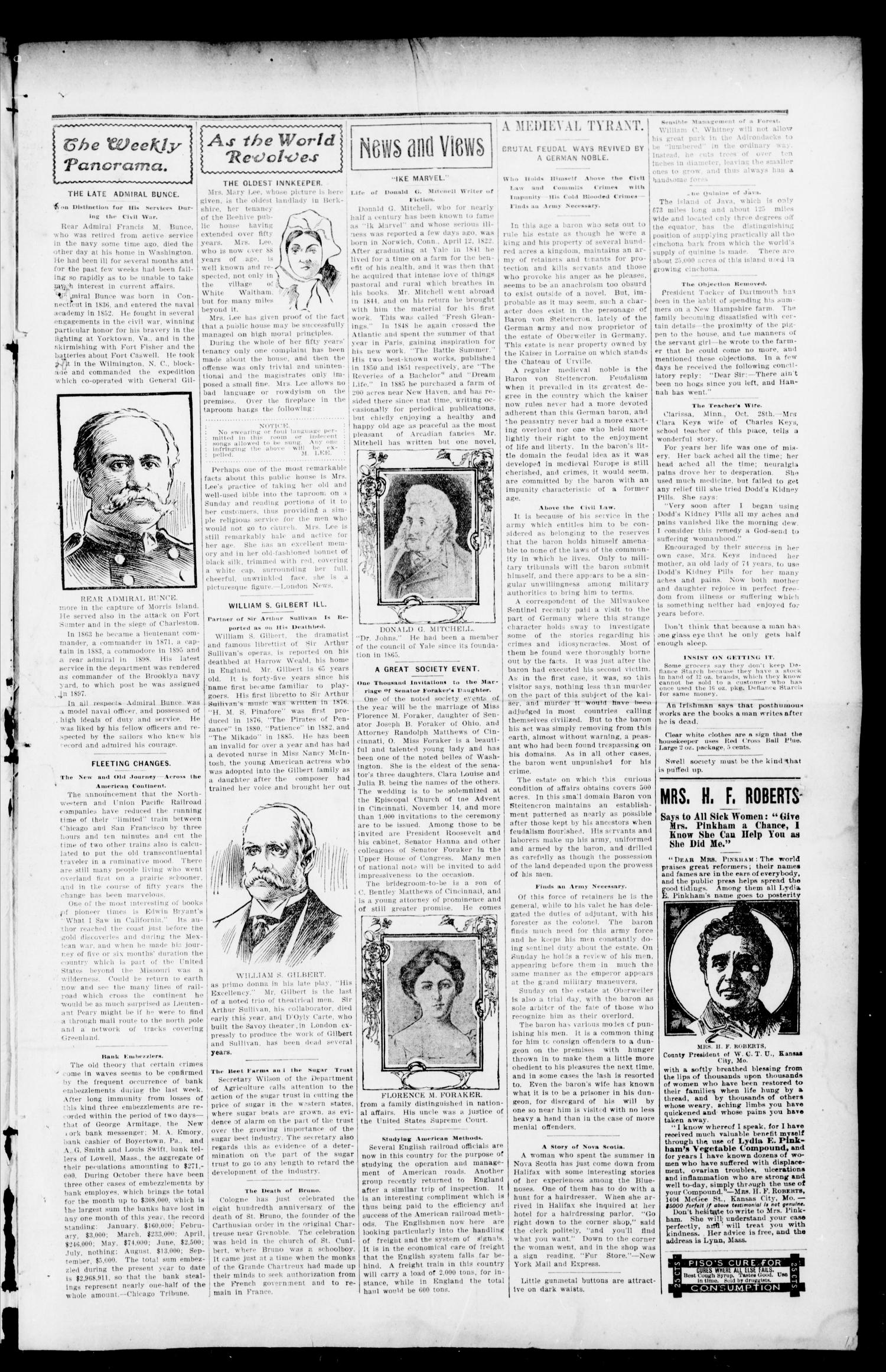 The Kiel Press. (Kiel, Okla.), Vol. 4, No. 26, Ed. 1 Thursday, October 31, 1901                                                                                                      [Sequence #]: 3 of 8