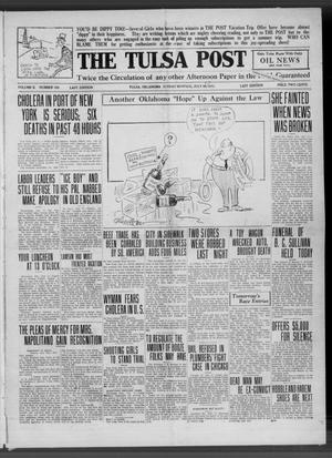 Primary view of object titled 'The Tulsa Post (Tulsa, Okla.), Vol. 2, No. 150, Ed. 1 Monday, July 17, 1911'.