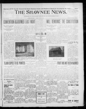 Primary view of object titled 'The Shawnee News. (Shawnee, Okla.), Vol. 10, No. 108, Ed. 1 Tuesday, April 23, 1907'.