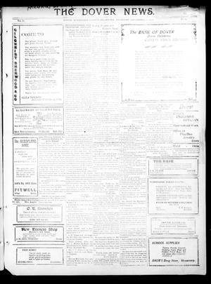 Primary view of object titled 'The Dover News. (Dover, Okla.), Vol. 11, No. 29, Ed. 1 Thursday, September 21, 1911'.