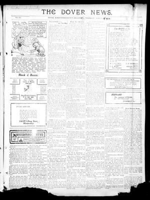 Primary view of object titled 'The Dover News. (Dover, Okla.), Vol. 12, No. 2, Ed. 1 Thursday, March 14, 1912'.