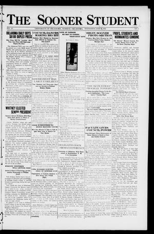 The Sooner Student (Norman, Okla.), Vol. 3, No. 6, Ed. 1 Sunday, June 25, 1922