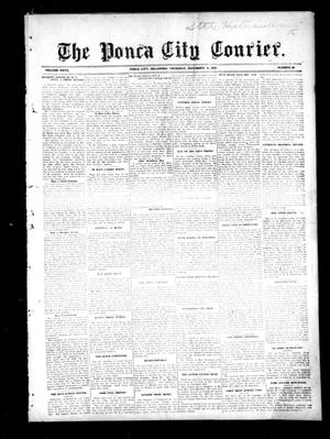 Primary view of object titled 'The Ponca City Courier. (Ponca City, Okla.), Vol. 27, No. 46, Ed. 1 Thursday, December 11, 1919'.