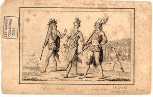 Primary view of object titled 'Indian Warriors'.