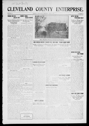 Cleveland County Enterprise. (Norman, Okla.), Vol. 19, No. 44, Ed. 1 Thursday, May 4, 1911