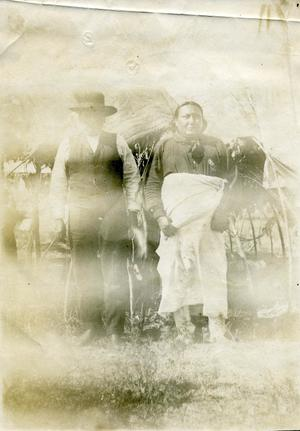 Primary view of Kiowa Indians