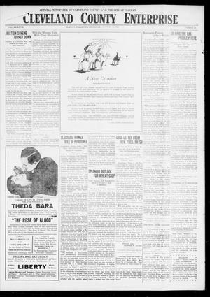 Primary view of Cleveland County Enterprise (Norman, Okla.), Vol. 27, No. 25, Ed. 1 Wednesday, December 19, 1917
