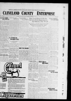 Cleveland County Enterprise (Norman, Okla.), Vol. 27, No. 24, Ed. 1 Thursday, December 11, 1919