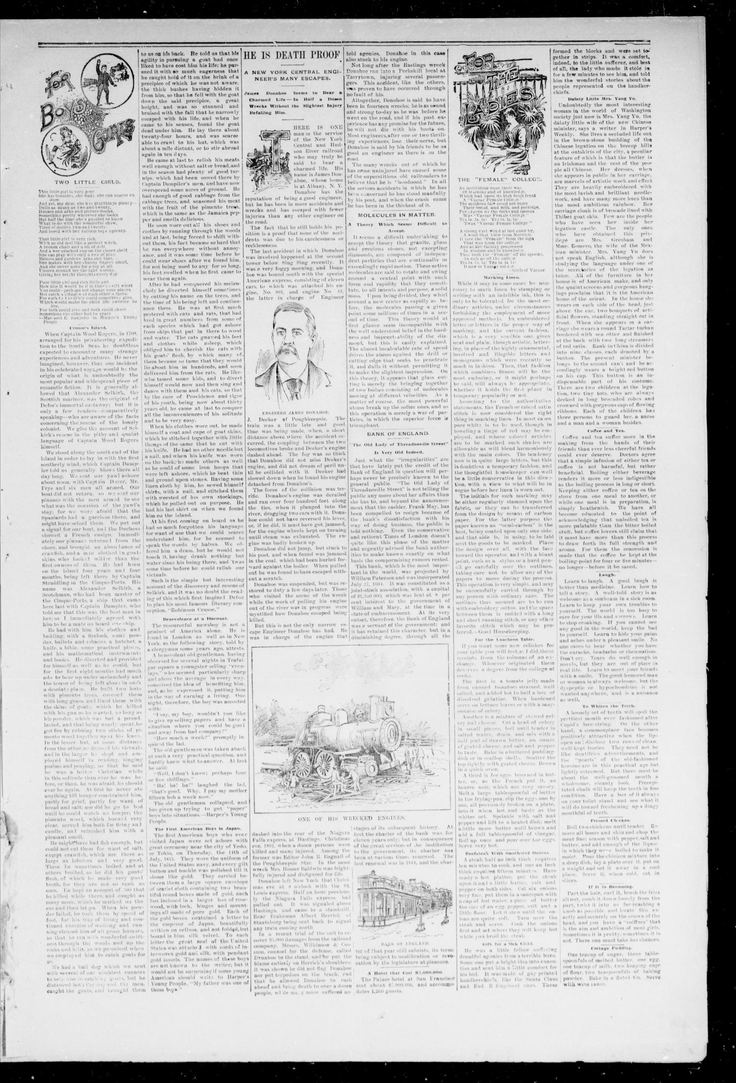 Cleveland County Leader. (Lexington, Okla.), Vol. 2, No. 20, Ed. 1 Saturday, May 19, 1894                                                                                                      [Sequence #]: 3 of 6