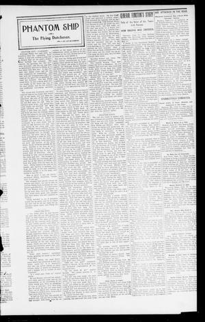Primary view of object titled 'Cleveland County Leader (Lexington, Okla. Terr.), Vol. 8, No. 39, Ed. 1 Saturday, June 24, 1899'.