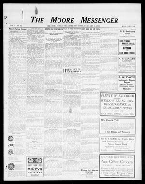 Primary view of object titled 'The Moore Messenger (Moore, Okla.), Vol. 5, No. 47, Ed. 1 Thursday, February 6, 1913'.