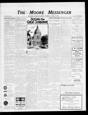 The Moore Messenger (Moore, Okla.), Vol. 6, No. 4, Ed. 1 Thursday, April 10, 1913