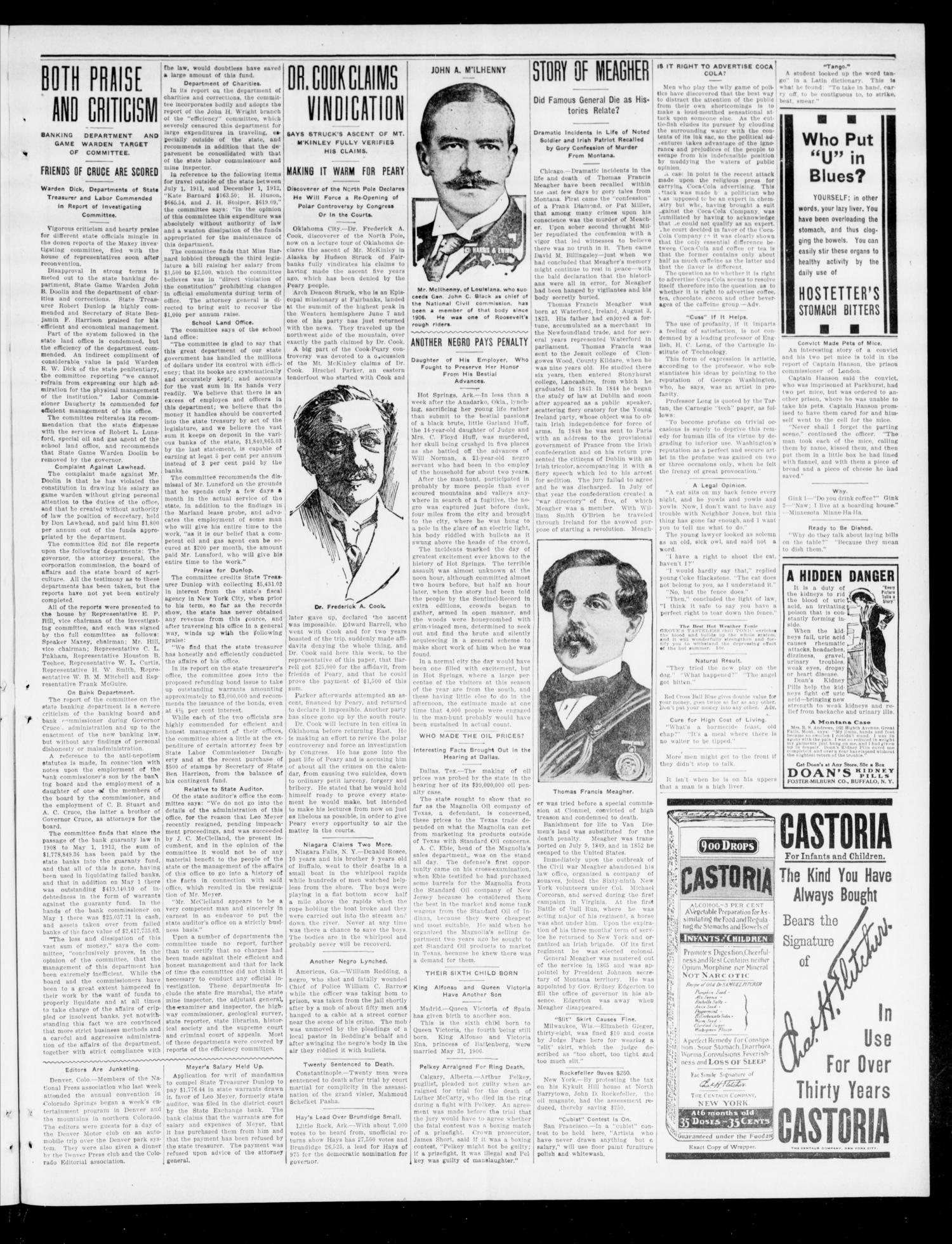 The Moore Messenger (Moore, Okla.), Vol. 6, No. 15, Ed. 1 Thursday, June 26, 1913                                                                                                      [Sequence #]: 3 of 8