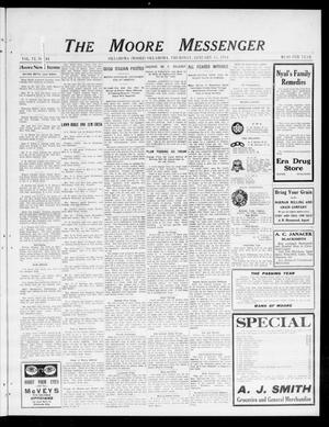 The Moore Messenger (Moore, Okla.), Vol. 6, No. 44, Ed. 1 Thursday, January 15, 1914