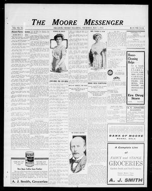 Primary view of object titled 'The Moore Messenger (Moore, Okla.), Vol. 7, No. 8, Ed. 1 Thursday, May 7, 1914'.