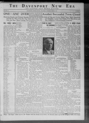 The Davenport New Era (Davenport, Okla.), Vol. 10, No. 15, Ed. 1 Thursday, May 23, 1918