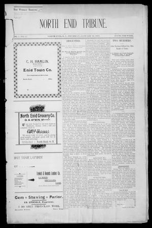 North Enid Tribune. (North Enid, Okla. Terr.), Vol. 1, No. 14, Ed. 1 Thursday, January 18, 1894