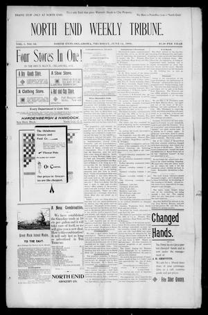North Enid Weekly Tribune. (North Enid, Okla.), Vol. 1, No. 35, Ed. 1 Thursday, June 14, 1894