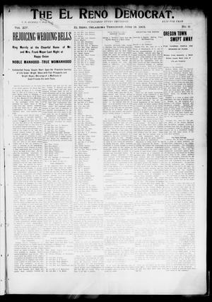 The El Reno Democrat. (El Reno, Okla. Terr.), Vol. 14, No. 21, Ed. 1 Thursday, June 18, 1903