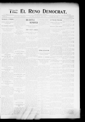 Primary view of object titled 'The El Reno Democrat. (El Reno, Okla. Terr.), Vol. 15, No. 16, Ed. 1 Thursday, May 12, 1904'.