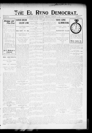 Primary view of object titled 'The El Reno Democrat. (El Reno, Okla. Terr.), Vol. 16, No. 6, Ed. 1 Thursday, February 23, 1905'.
