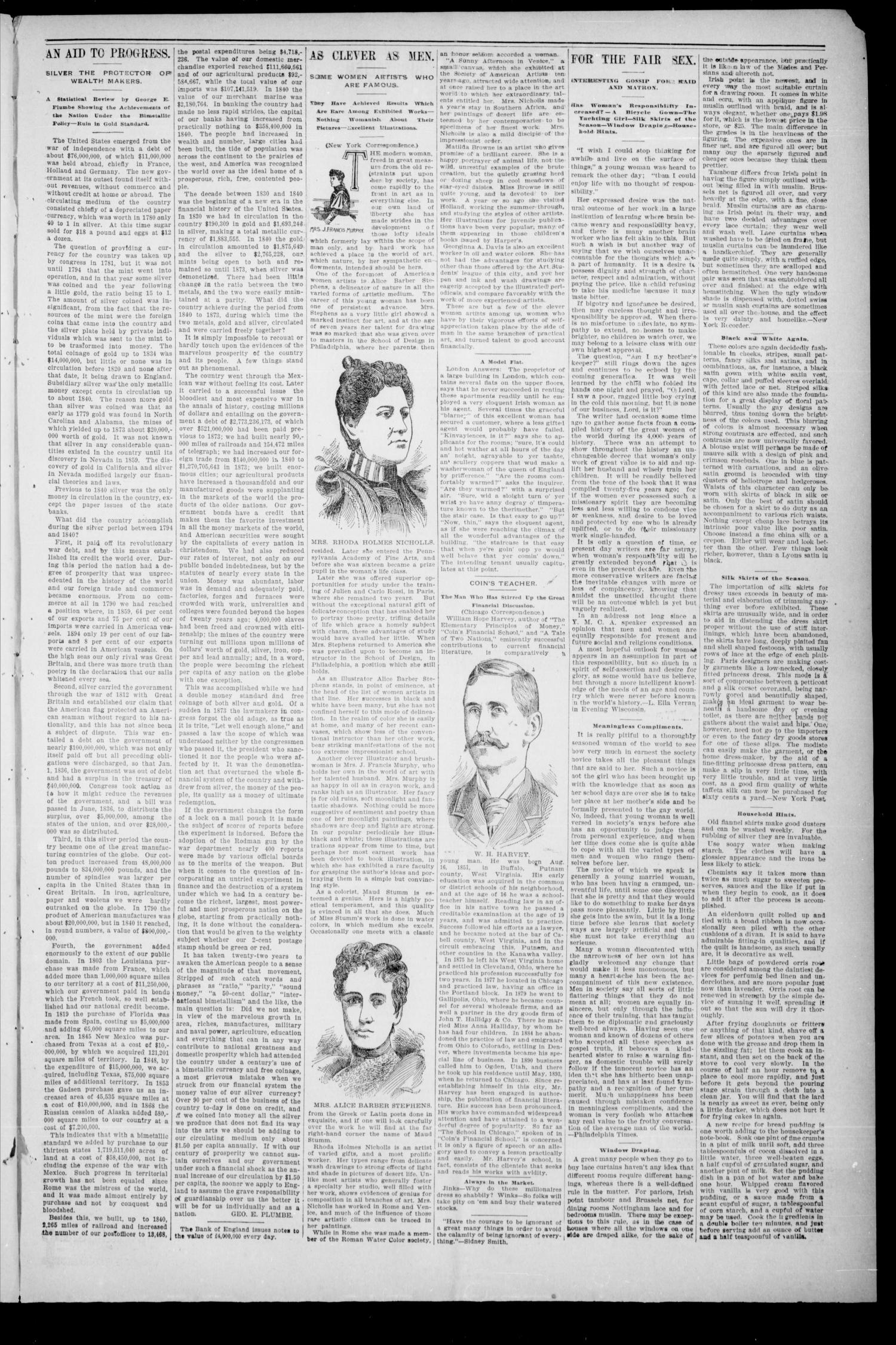 The Enid Weekly Wave. (Enid, Okla. Terr.), Vol. 2, No. 26, Ed. 1 Thursday, June 27, 1895                                                                                                      [Sequence #]: 3 of 8