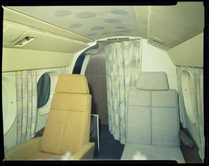 Primary view of object titled 'Aerocommander, N23M Interior'.