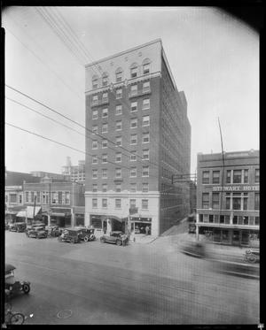 Primary view of object titled 'Wells - Roberts Hotel'.