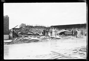Primary view of object titled 'Tornado Damage in Bethany, Oklahoma'.
