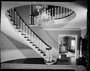 Primary view of object titled 'Kinson Home Staircase'.