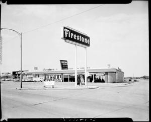 Primary view of Firestone at Lakeshore Shops in Oklahoma City