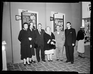 Primary view of Group of People at the Criterion Theatre in Oklahoma City, Oklahoma