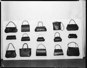 Primary view of object titled 'Purse Display'.