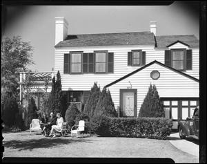 Primary view of object titled 'GG Jackson Residence'.