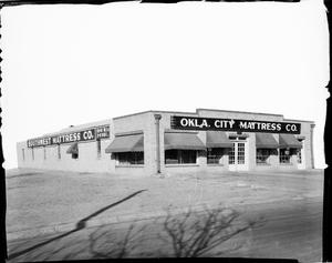 Primary view of object titled 'Oklahoma City Mattress Co.'.
