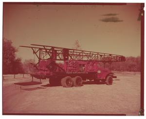 Primary view of object titled 'Young Exploration Co. Truck'.