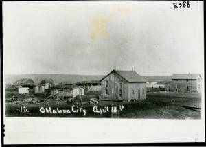 Primary view of object titled 'Oklahoma Station'.