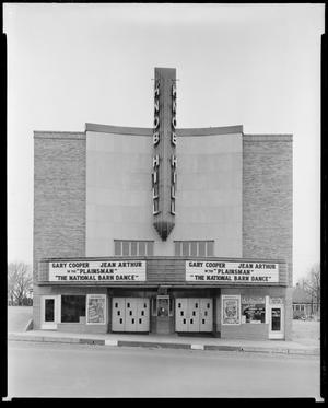 Primary view of object titled 'Knob Hill Theater'.