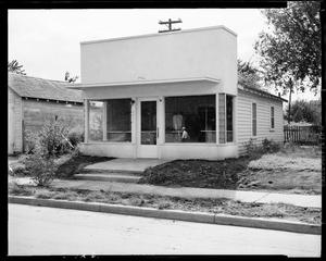 Primary view of object titled 'Retail Store'.