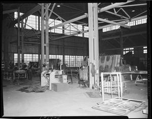 Primary view of object titled 'Workshop Interior in Oklahoma City, Oklahoma'.