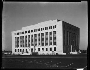 Primary view of object titled 'State of Oklahoma Capitol Office Building in Oklahoma City, Oklahoma.'.