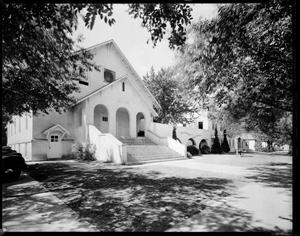 Primary view of object titled 'First Baptist Church of Edmond Acct.'.