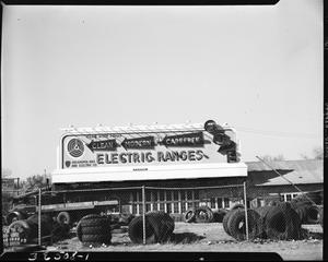 Primary view of object titled 'OG&E Billboard'.