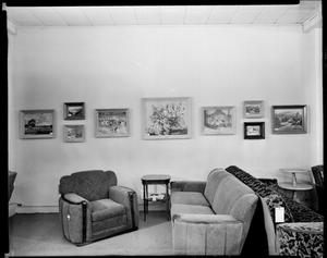 Primary view of object titled 'Huntington Moulding and Art Co. Acct.'.
