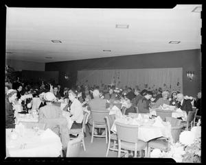 Primary view of object titled 'O'Mealey's Cafeteria Acct.'.