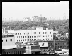 Primary view of object titled 'Oklahoma State Capitol Complex'.