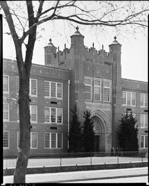 Primary view of object titled 'Capitol Hill High School'.